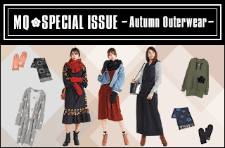 MQ SPECIAL ISSUE -Autumn Outerwear-