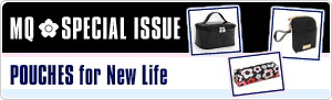 MQ SPECIAL ISSUE PUCHES for New Life